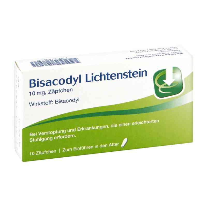 Bisacodyl Suppos. 10 mg zamów na apo-discounter.pl