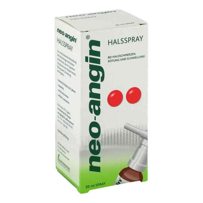 Neo Angin Halsspray zamów na apo-discounter.pl