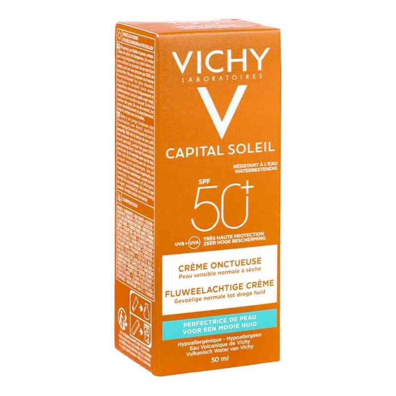 Vichy Capital Soleil krem do twarzy 50+  zamów na apo-discounter.pl