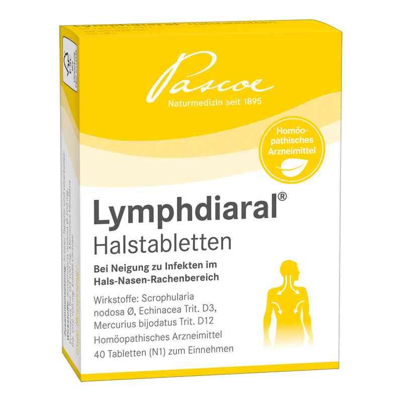 Lymphdiaral Halstabletten zamów na apo-discounter.pl