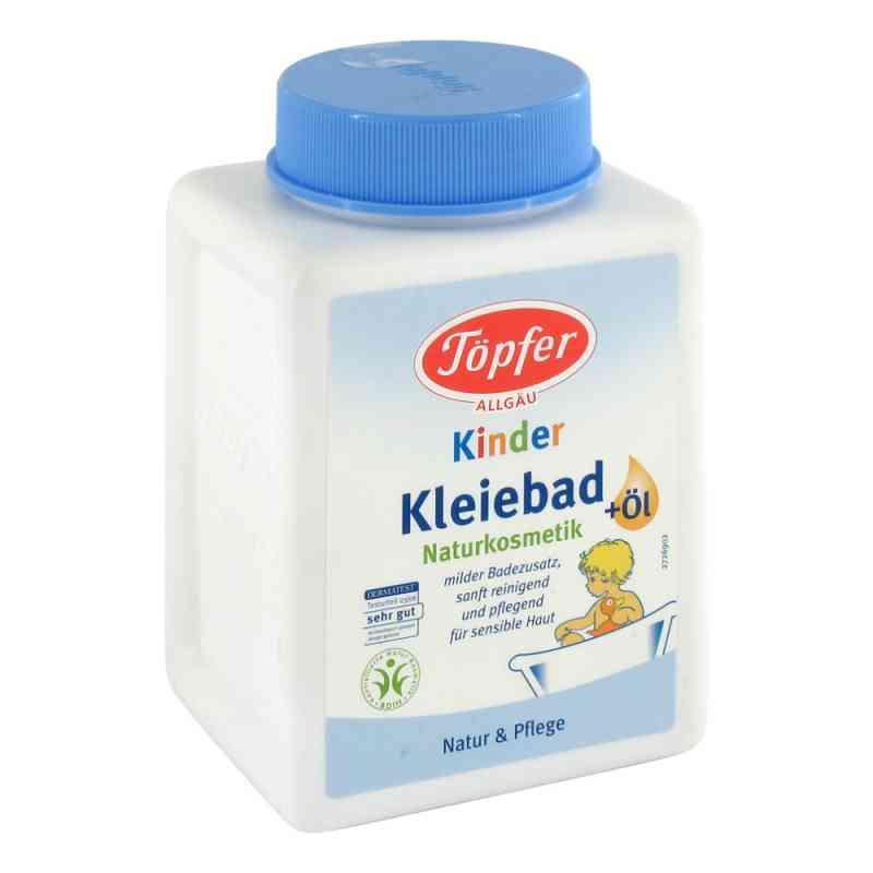 Toepfer Kinder płyn otrębowy do kąpieli z olejkiem dla dzieci  zamów na apo-discounter.pl