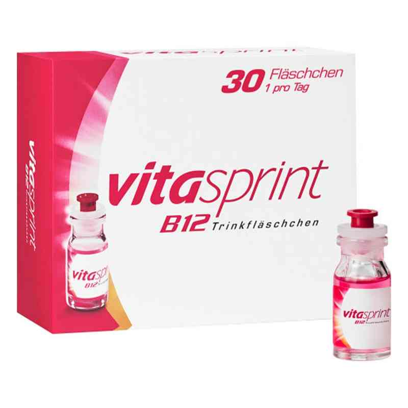 Vitasprint B12 ampułki   zamów na apo-discounter.pl