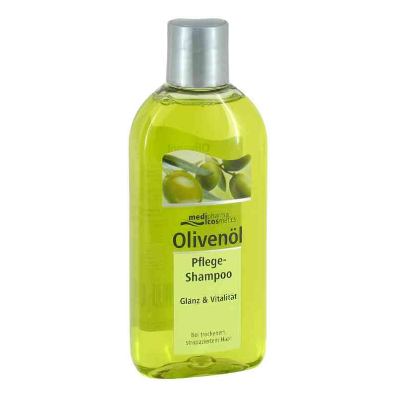 OLIVENOEL Szampon pielęgnujący z olejkiem oliwkowym zamów na apo-discounter.pl