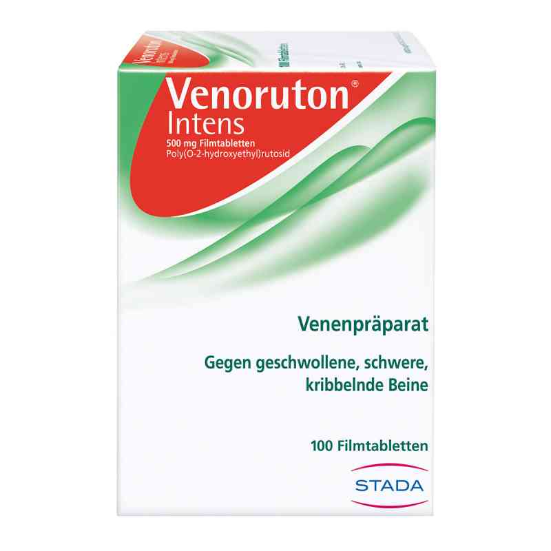 Venoruton intens Filmtabl. zamów na apo-discounter.pl