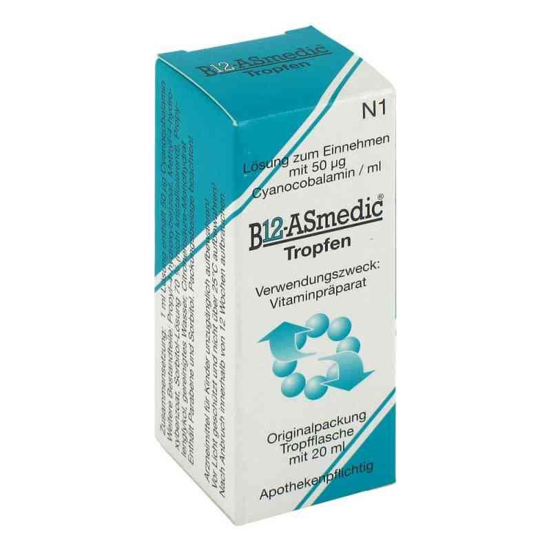 B 12 Asmedic Tropfen Loesung  zamów na apo-discounter.pl