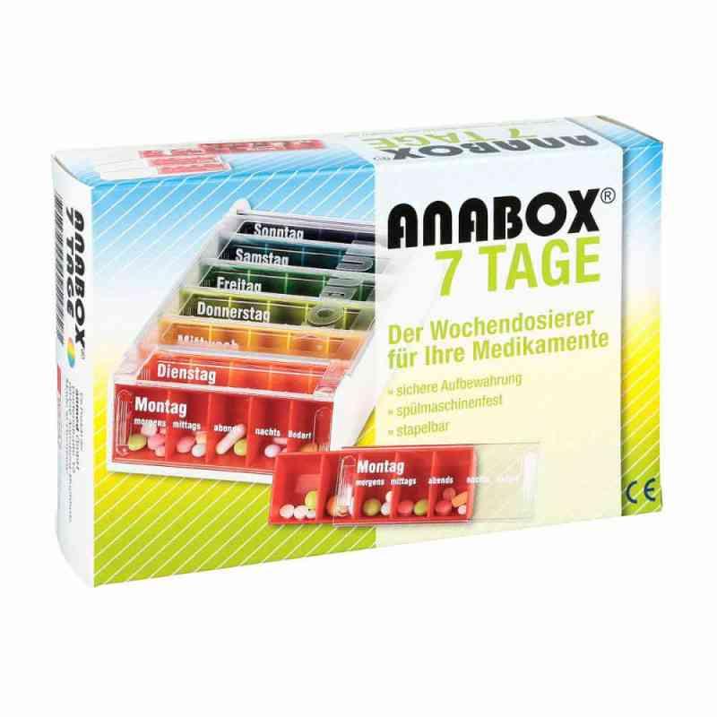 Anabox 7 Tage Regenbogen zamów na apo-discounter.pl