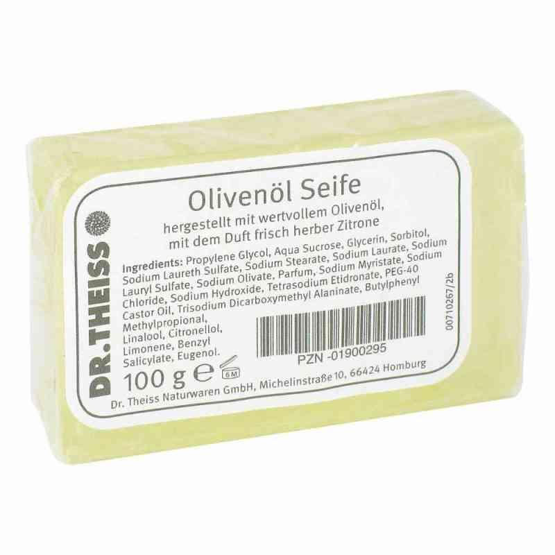 Dr Theiss Olivenoel mydło roślinne  zamów na apo-discounter.pl
