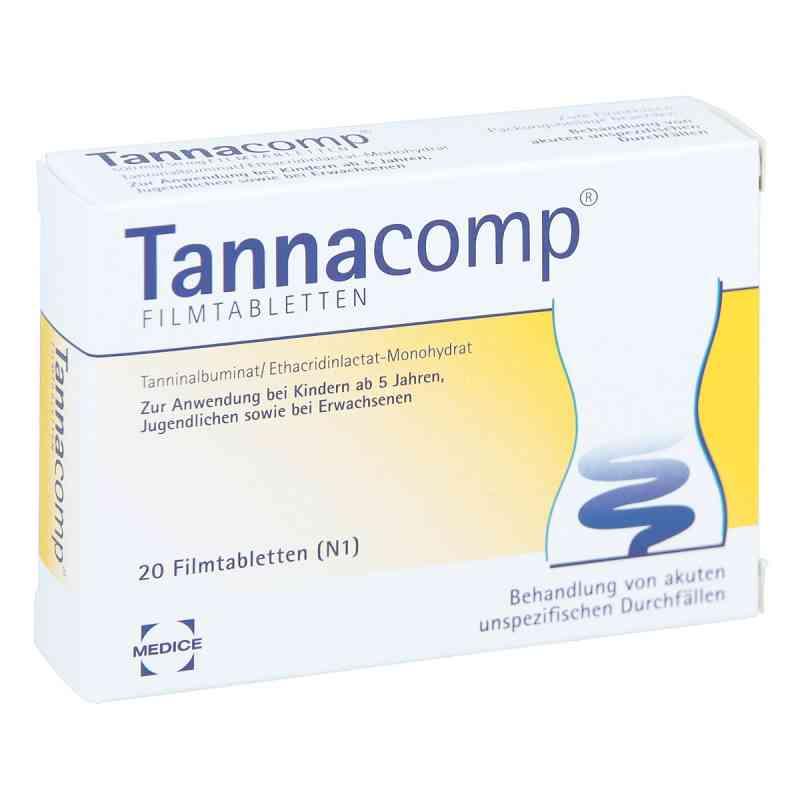 Tannacomp Filmtabl. zamów na apo-discounter.pl