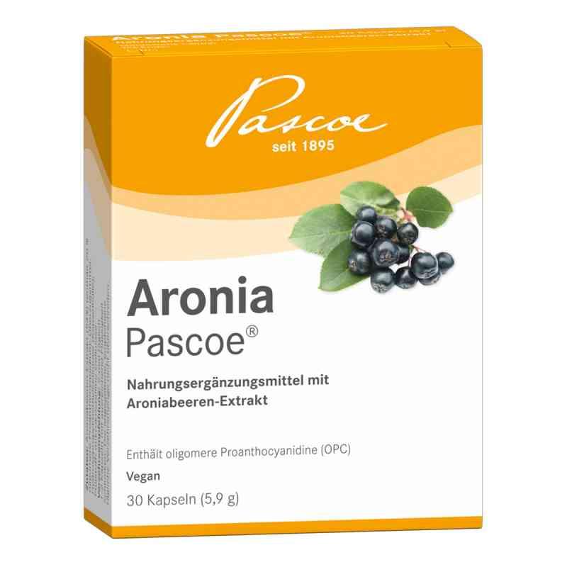 Aronia Pascoe kapsułki  zamów na apo-discounter.pl