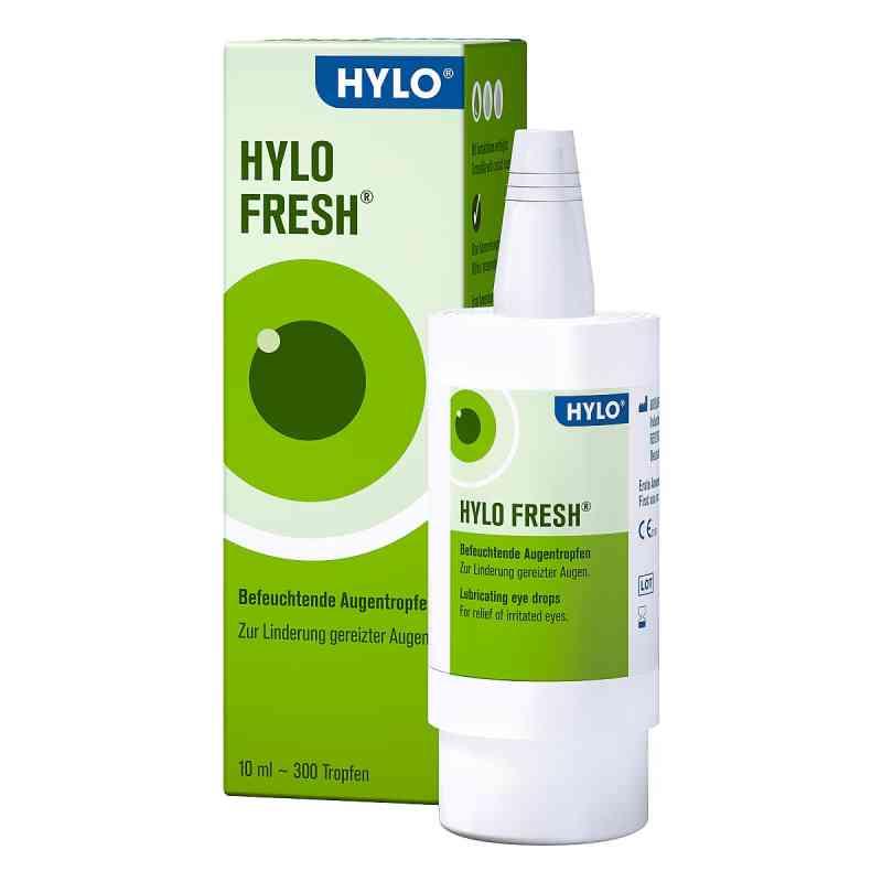 Hylo-fresh krople do oczu  zamów na apo-discounter.pl