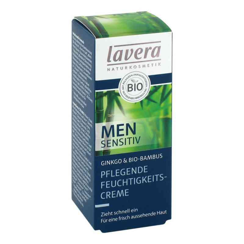 Lavera Men sensitiv odżywczy krem  nawilżający do twarzy  zamów na apo-discounter.pl