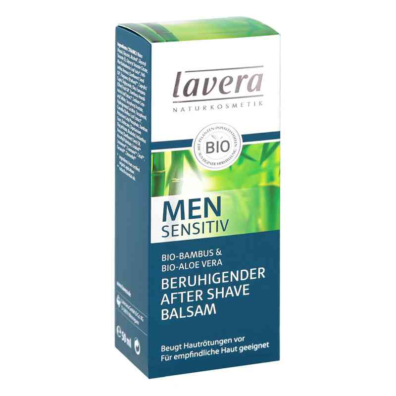 Lavera Men sensitiv beruhigend.After Shave Balsam  zamów na apo-discounter.pl