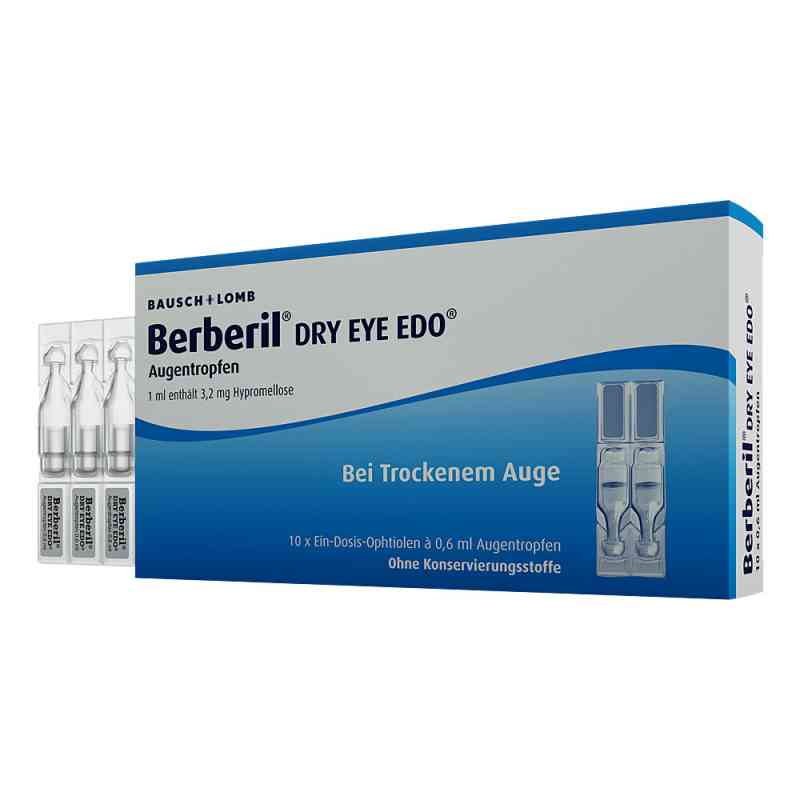 Berberil Dry Eye Edo Augentropfen  zamów na apo-discounter.pl