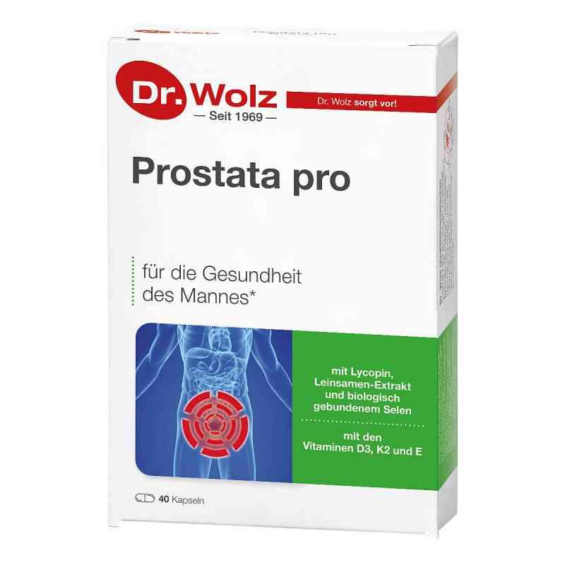 Prostata Pro Dr Wolz kapsułki zamów na apo-discounter.pl