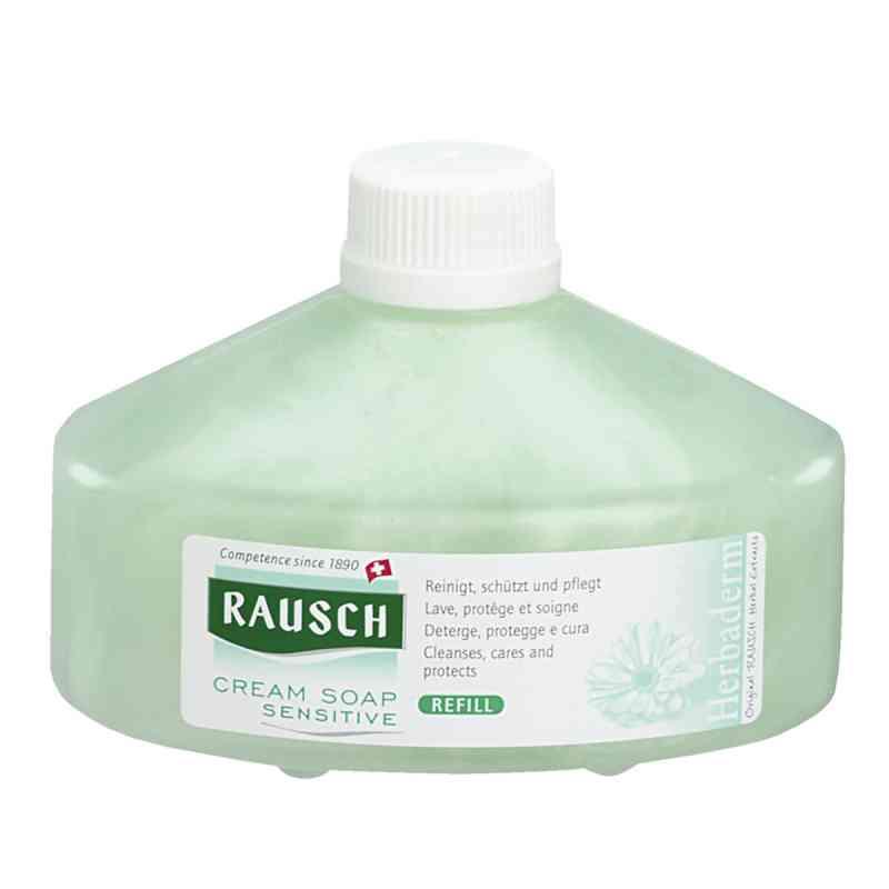 Rausch Sensitive kremowe mydło pH 5,5 op. uzupełniające zamów na apo-discounter.pl