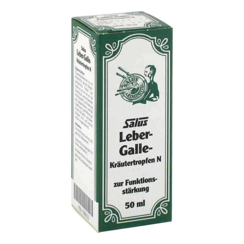 Salus Leber Galle Kraeutertropfen N zamów na apo-discounter.pl