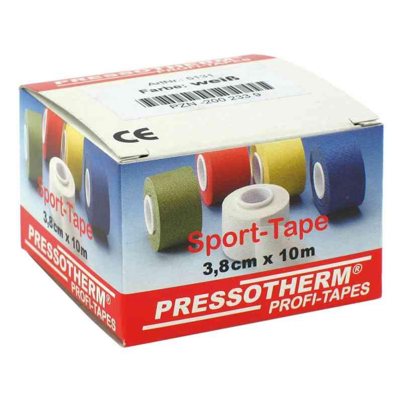 Pressotherm Sport-tape 38cmx10m opatrunek biały  zamów na apo-discounter.pl