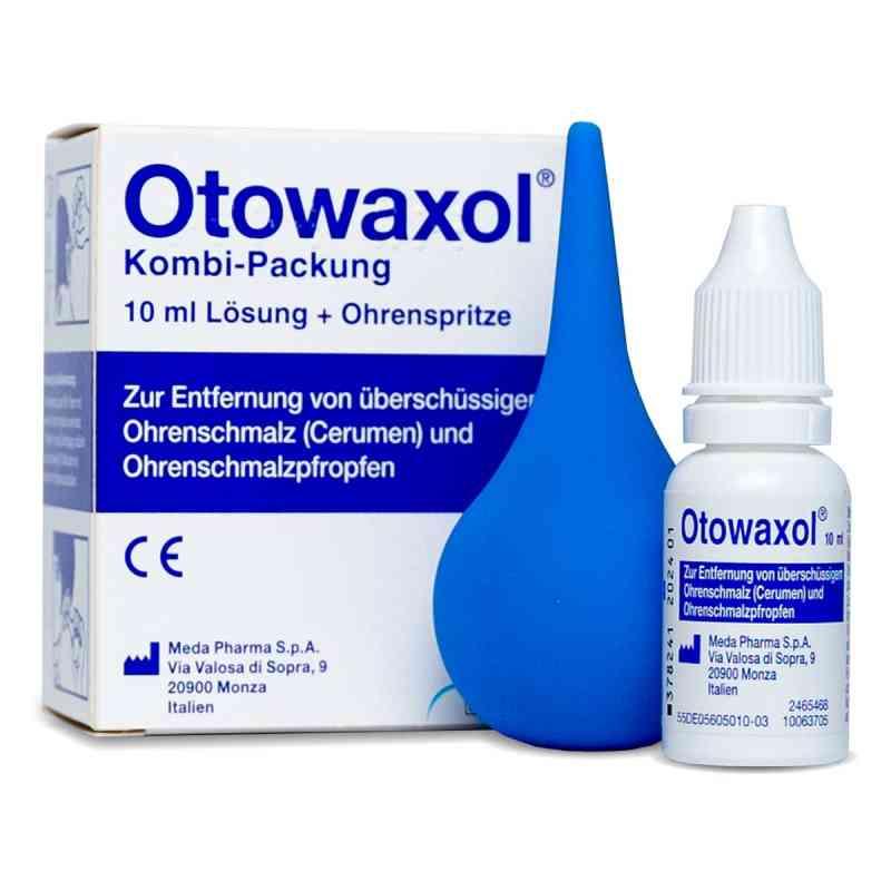 Otowaxol zestaw do usuwania woskowiny usznej  zamów na apo-discounter.pl