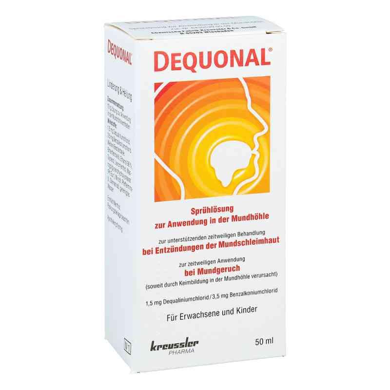 Dequonal spray  zamów na apo-discounter.pl