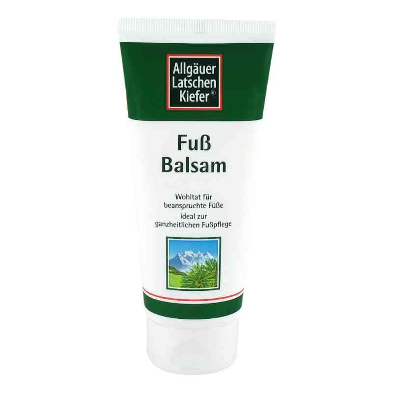 Allgaeuer Latschenk. Fussbalsam 100 ml od Dr. Theiss Naturwaren GmbH PZN 02067830
