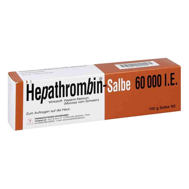 Hepathrombin 60 000 I.E. maść  zamów na apo-discounter.pl