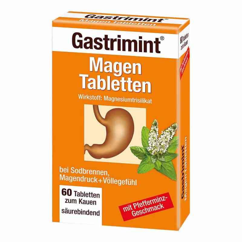 Bad Heilbrunner Gastrimint Magen Tbl. Kautabl.  zamów na apo-discounter.pl