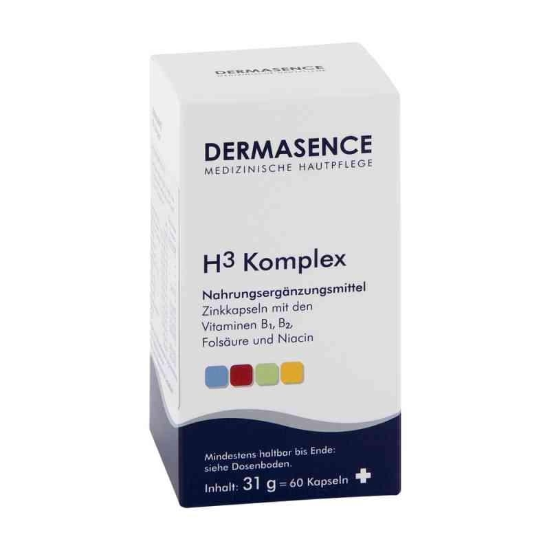 Dermasence H3 Komplex kapsułki zamów na apo-discounter.pl