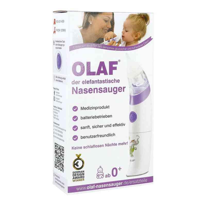 OLAF- elektroniczny aspirator dla niemowląt  zamów na apo-discounter.pl
