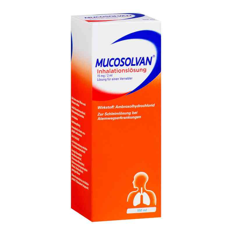 Mucosolvan Inhalationslsg. 15 mg  zamów na apo-discounter.pl