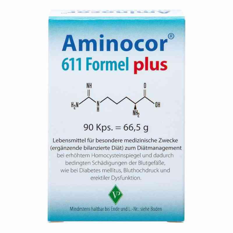 Aminocor 611 Formel plus Kapseln zamów na apo-discounter.pl