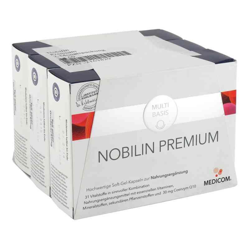 Nobilin Premium Kombipackung kapsułki  zamów na apo-discounter.pl