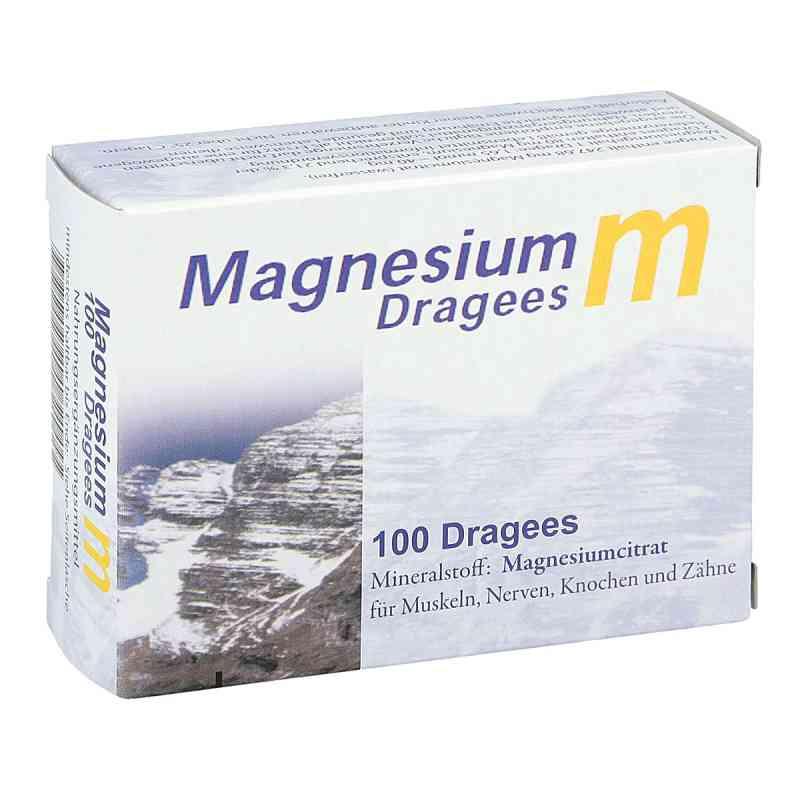 Magnesium M drażetki  zamów na apo-discounter.pl