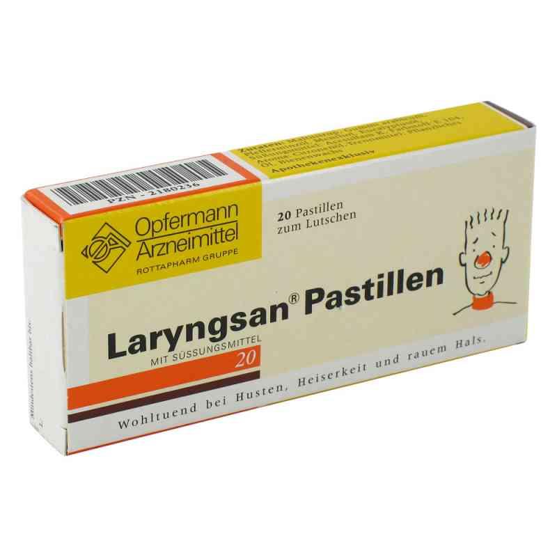 Laryngsan pastylki  zamów na apo-discounter.pl