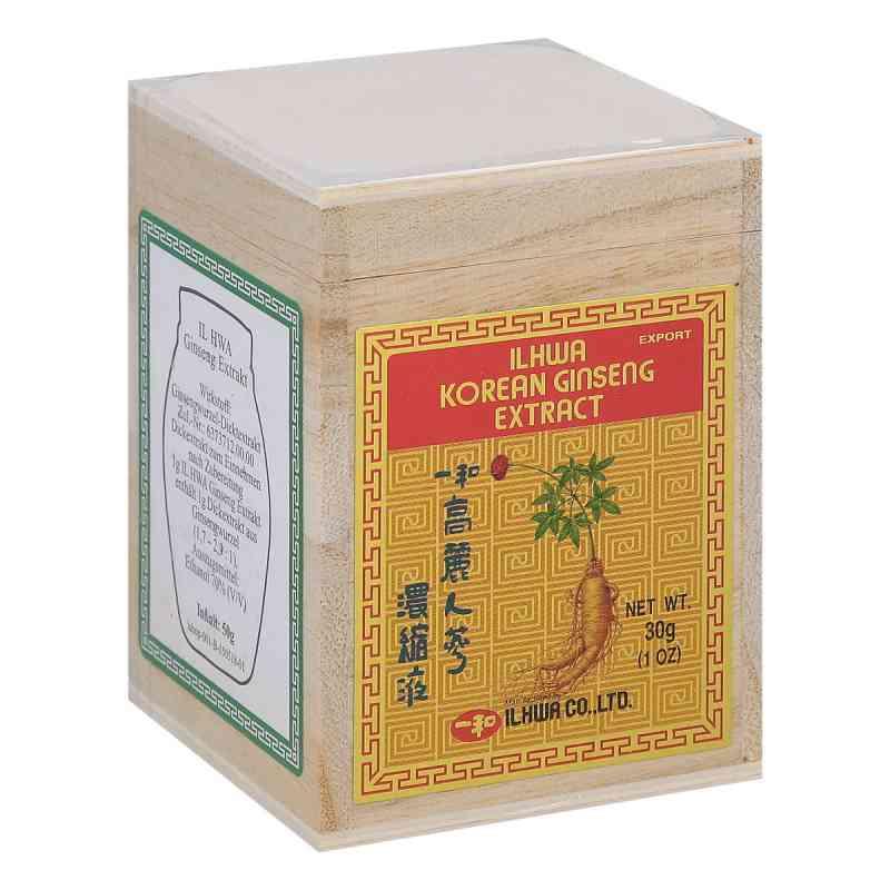 Ginseng Il Hwa Extrakt zamów na apo-discounter.pl