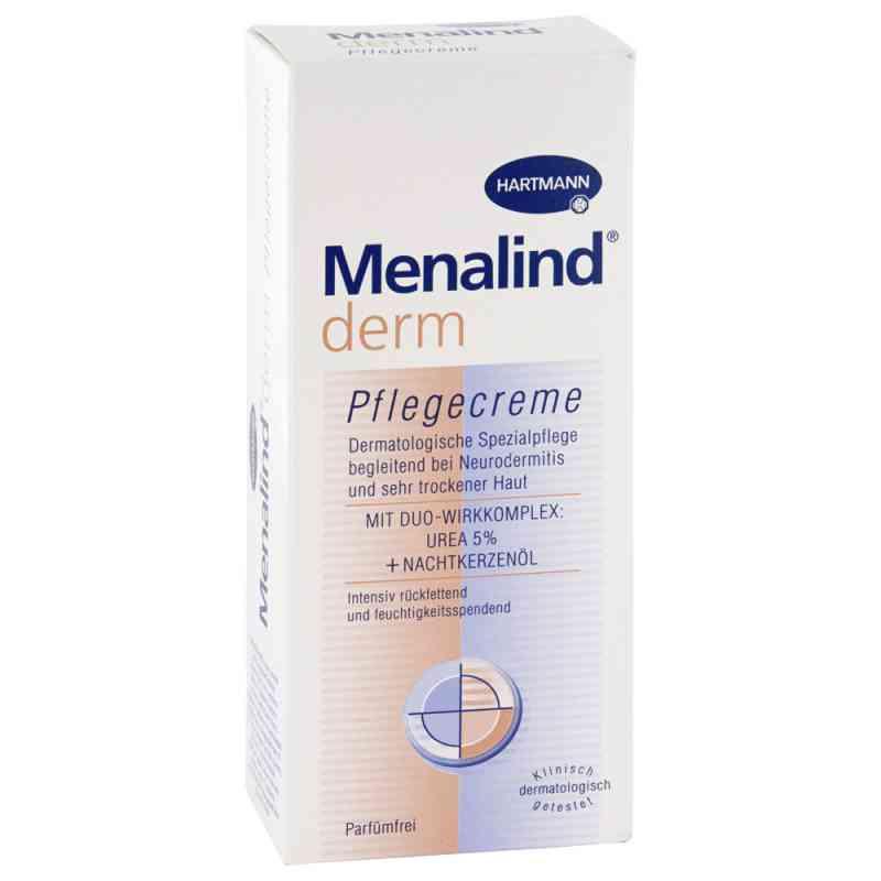 Menalind Derm krem pielęgnacyjny bezzapachowy
