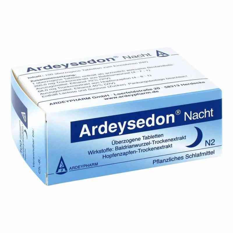 Ardeysedon Nacht Drag.  zamów na apo-discounter.pl