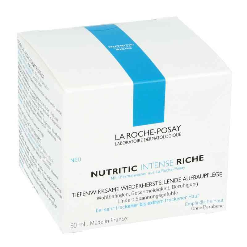 La Roche Posay Nutritic Creme intensywna regeneracja zamów na apo-discounter.pl