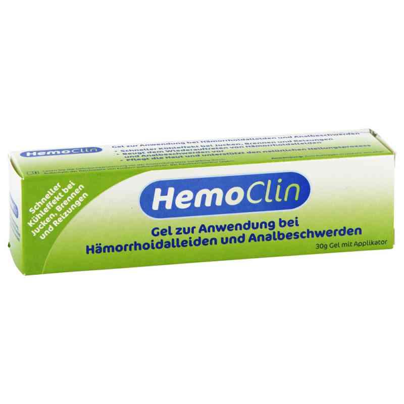 Hemoclin Żel zamów na apo-discounter.pl