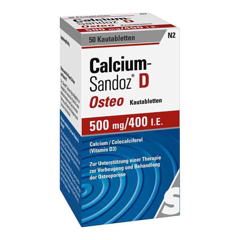 Calcium Sandoz D Osteo Kautabl. zamów na apo-discounter.pl