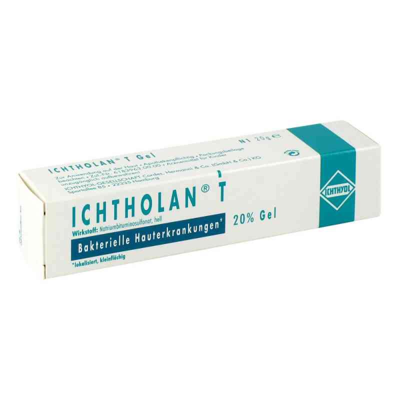 Ichtholan T Gel zamów na apo-discounter.pl