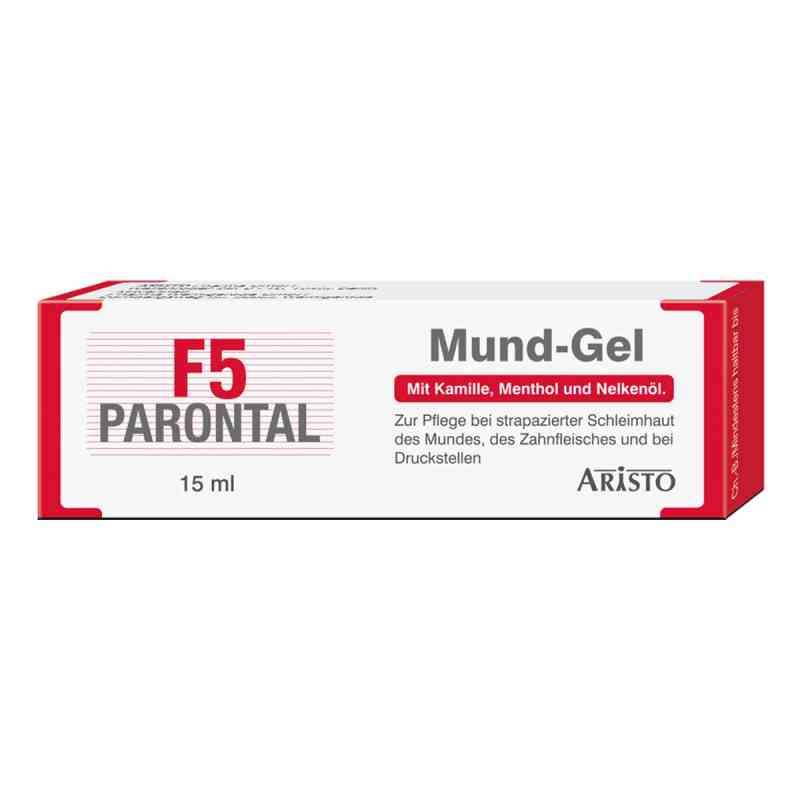 Parontal F5 żel do twarzy  zamów na apo-discounter.pl