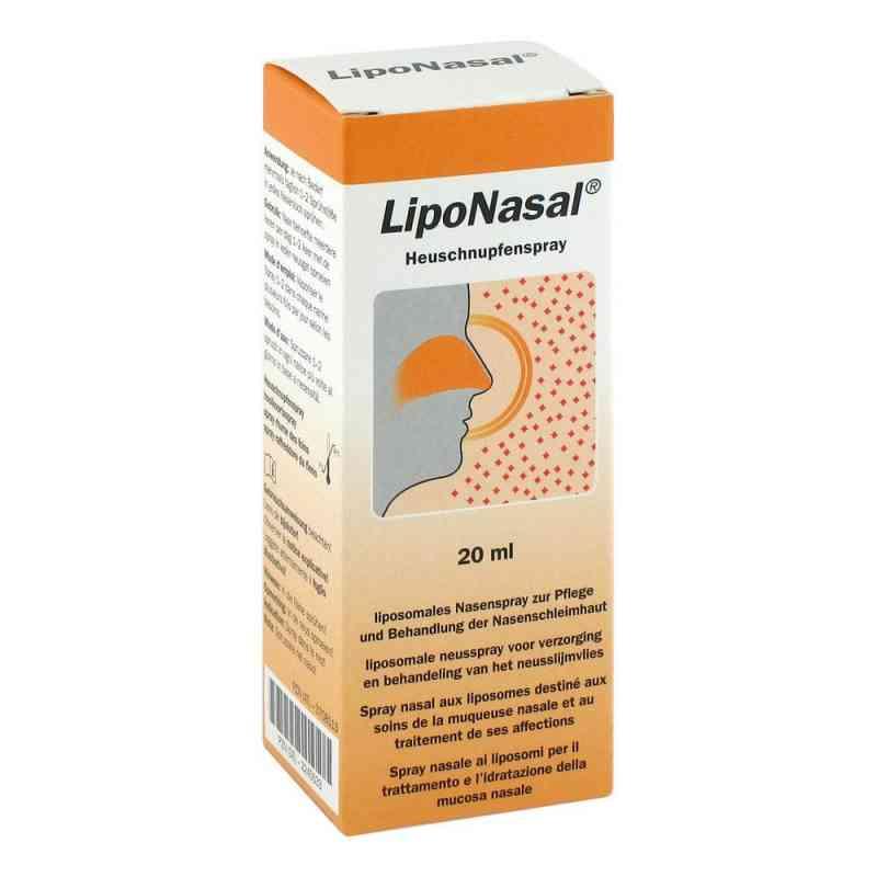 Lipo Nasal aerozol do nosa  zamów na apo-discounter.pl