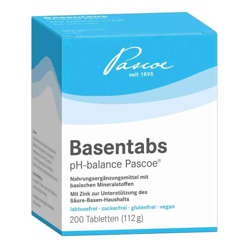Basentabs pH Balance Pascoe tabletki  zamów na apo-discounter.pl