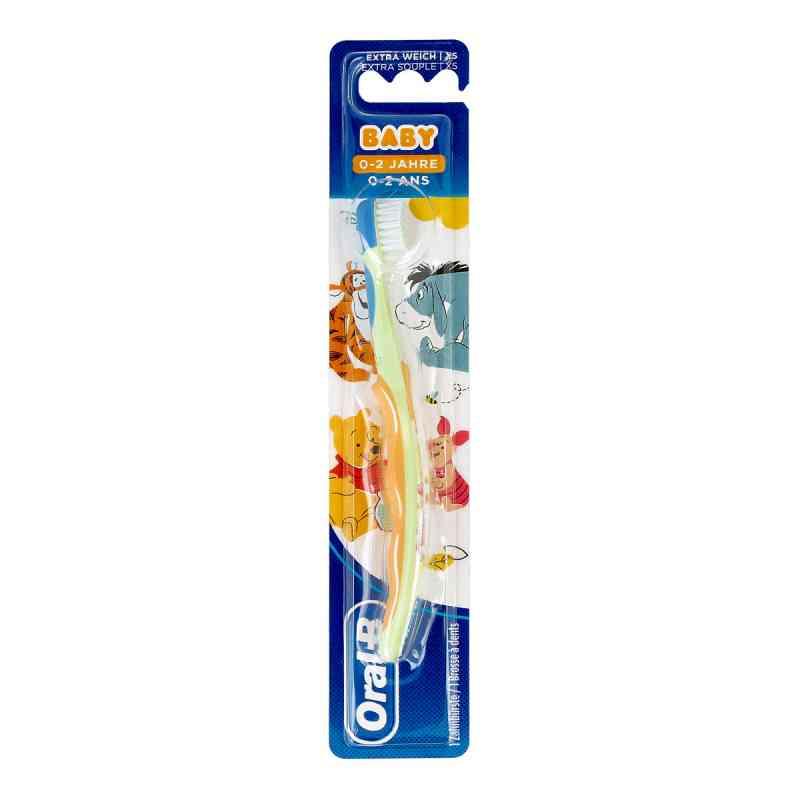 Oral B Stages 1 szczoteczka do zębów dla dzieci od 4 do 24 miesi  zamów na apo-discounter.pl