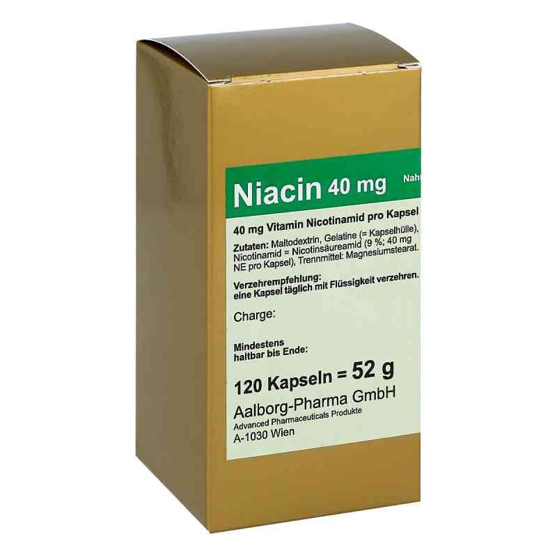 Niacin 40 mg pro kapsułki zamów na apo-discounter.pl