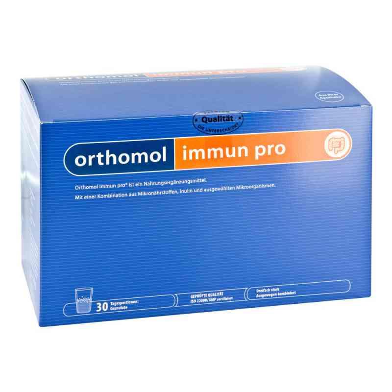 Orthomol Immun Pro granulat zamów na apo-discounter.pl