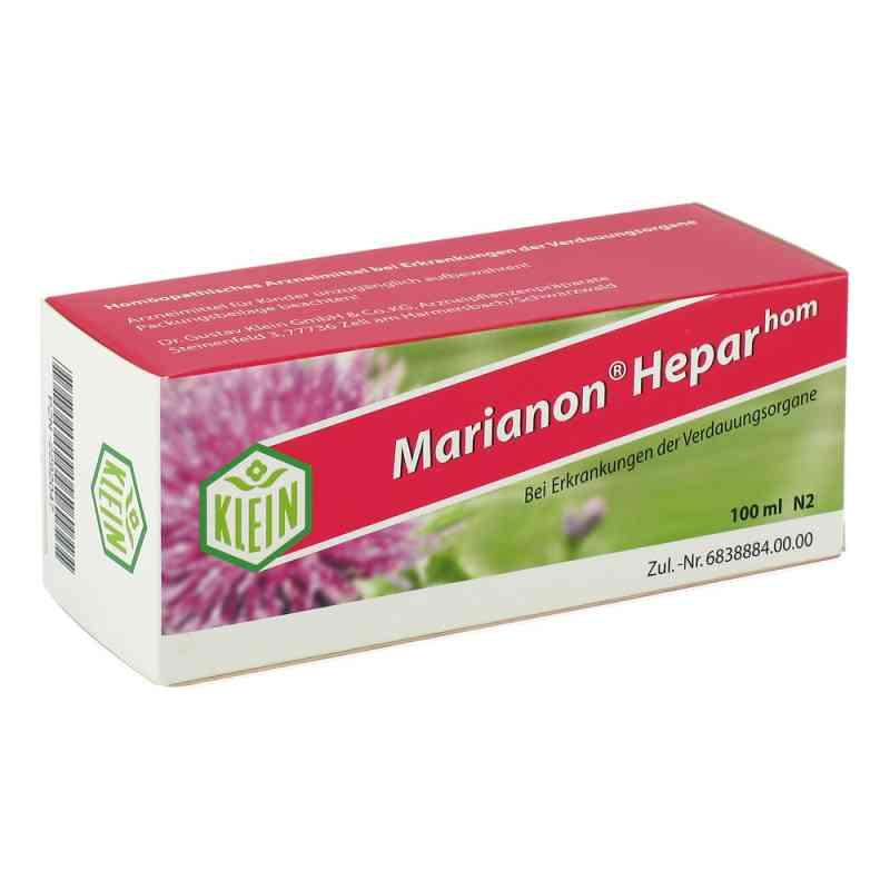 Marianon Heparhom Tropfen  zamów na apo-discounter.pl