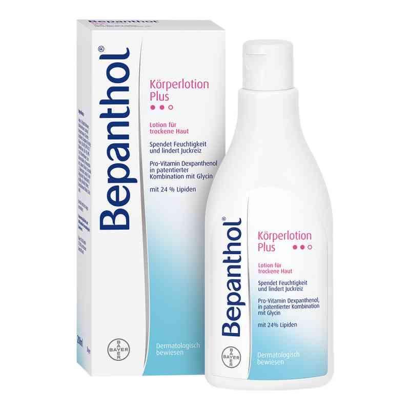 Bepanthol Plus balsam do ciała  zamów na apo-discounter.pl