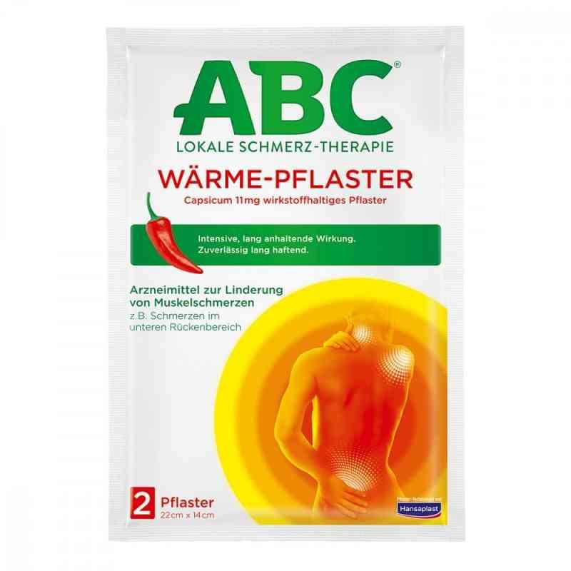 Hansaplast med Abc plaster rozgrzewający  zamów na apo-discounter.pl