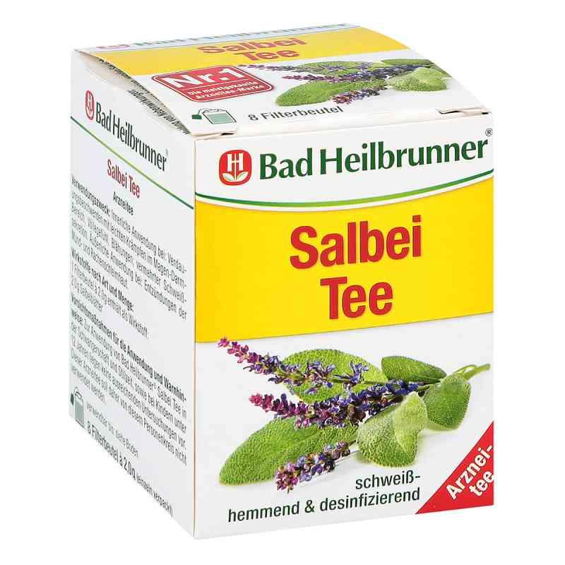 Bad Heilbrunner herbata z liści szałwii saszetki  zamów na apo-discounter.pl